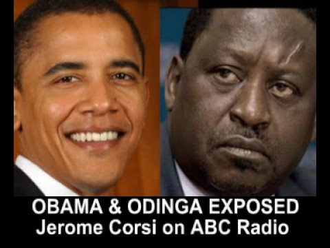 Obama And Odinga Exposed