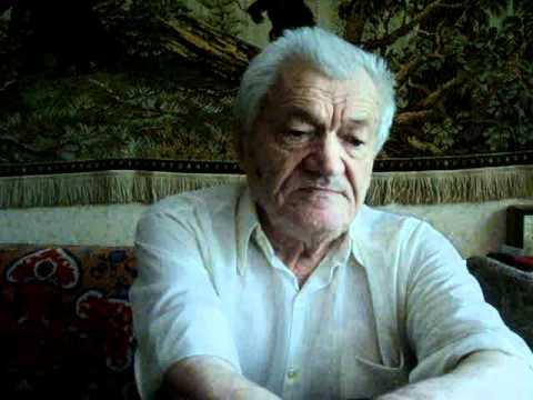 Ветеран рассказывает о немецком пленном