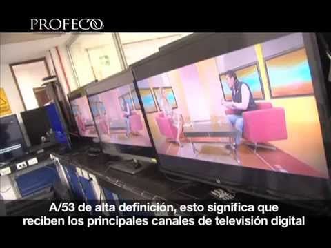 Estudio de Calidad: Televisores LCD LED [Revista del Consumidor TV 6.1]