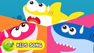 Baby Shark Song l Animal song & Mermaid Song l Nursery Rhymes l ZooZooSong for kids.