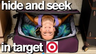 Hide & Seek Photo Challenge in Target | ft. Crazy 8s
