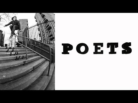 """Yaje Popson's """"Poets"""" Part"""