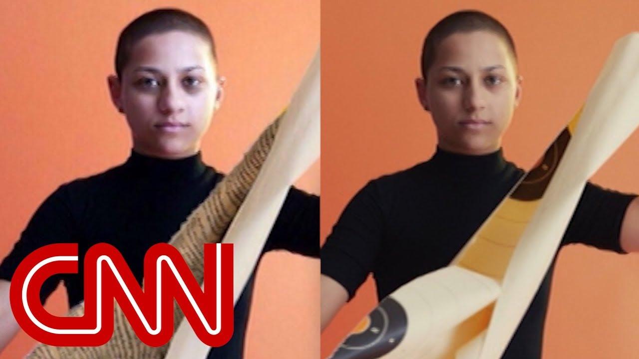 Fake video of Parkland survivor Emma Gonzalez goes viral