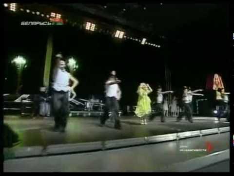 Таисия Повалий - Мама-Мария (Live @ Минск, 2008)