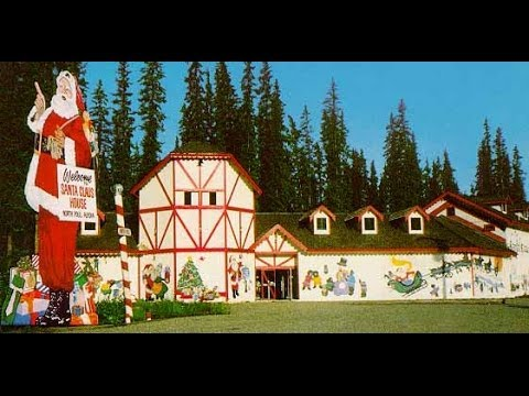 Recorded July 17, 2000. This short video begins as I drive into the community of North Pole, Alaska and ends with my visit to Santa Claus House. From: http:/...
