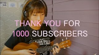 A Waltz For A Night♬ 구독자 1000명 특집. 1000 SUBS! A LULLABY FOR YOU.