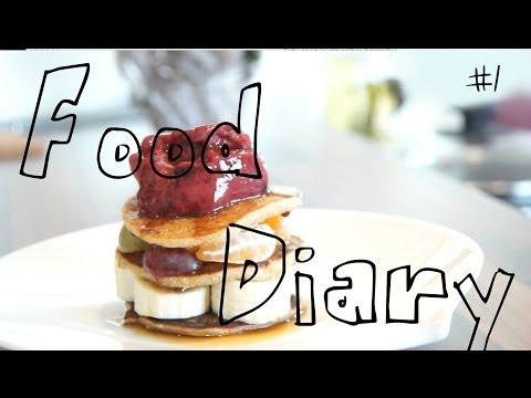 Food-Diary | Vegan | Healthy Breakfast, Lunch and Dinner Ideas