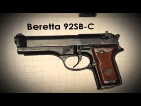 Беретта. Оружие