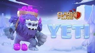 Meet the YETI! (Clash of Clans Town Hall 13)