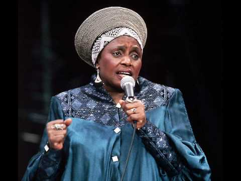 Don't break my heart - Miriam Makeba & Dizzy Gillespie Video