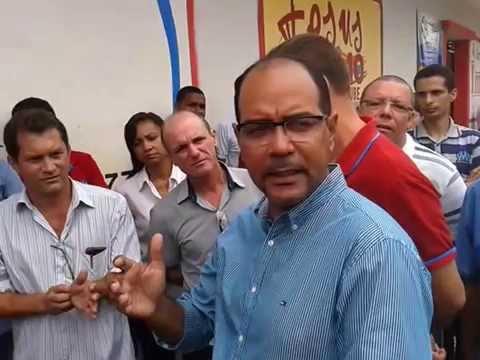 Ato Público contra cobrança indevida de tributos municipais em Rio Bonito