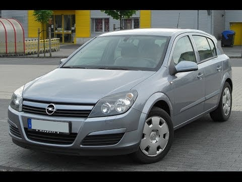 Second Test - Opel Astra H (   -  )