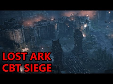 """Lost Ark CBT The Siege and Aftermath """"Goodbye FPS"""""""