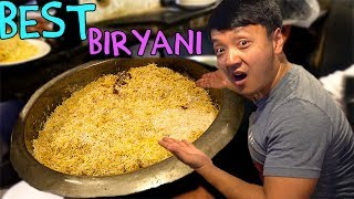 BEST Biryani! & Food Tour of Kolkata India: Kathi Rolls!
