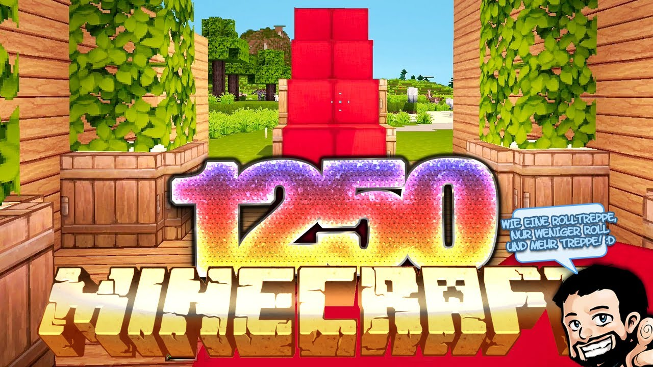 MINECRAFT [HD+] #1250  Roter Teppich, Superstar! ★ Lets