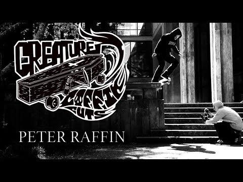 The Creature Video Coffin Cuts: Peter Raffin