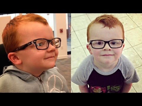 Internet Kills Bullying Fears For Bespectacled Kid!