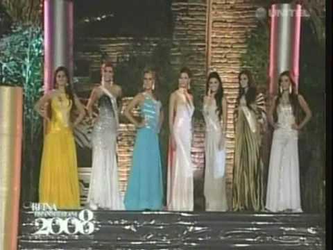 Reina Hispanoamericana 2008 - Crowning Moment