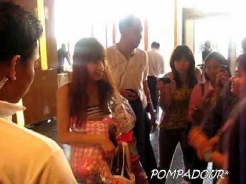[Fancam] 101025 Miss A at Renaissance Bangkok Ratchaprasong Hotel [Suzy&Jia focused]