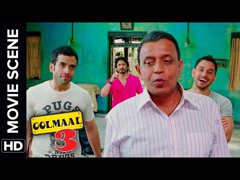 Maa Ke Ghar Jaana Hai   Golmaal 3   Comedy Movie Scene thumbnail