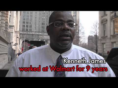 Walmart workers speak out about abusive working conditions