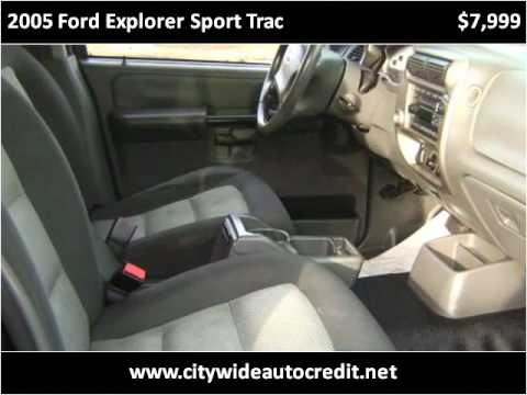 2005 Ford Explorer Sport Trac Used Cars Oregon———43616
