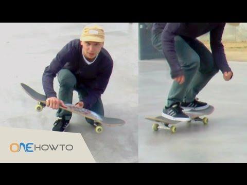 Skateboard Tutorial: Heelflip Skate Trick