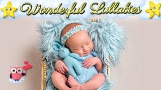 Super Relaxing Baby Lullaby ♥ Best Bedtime Musicbox Melody For Sweet Dreams ♫ Soft Music Good Night