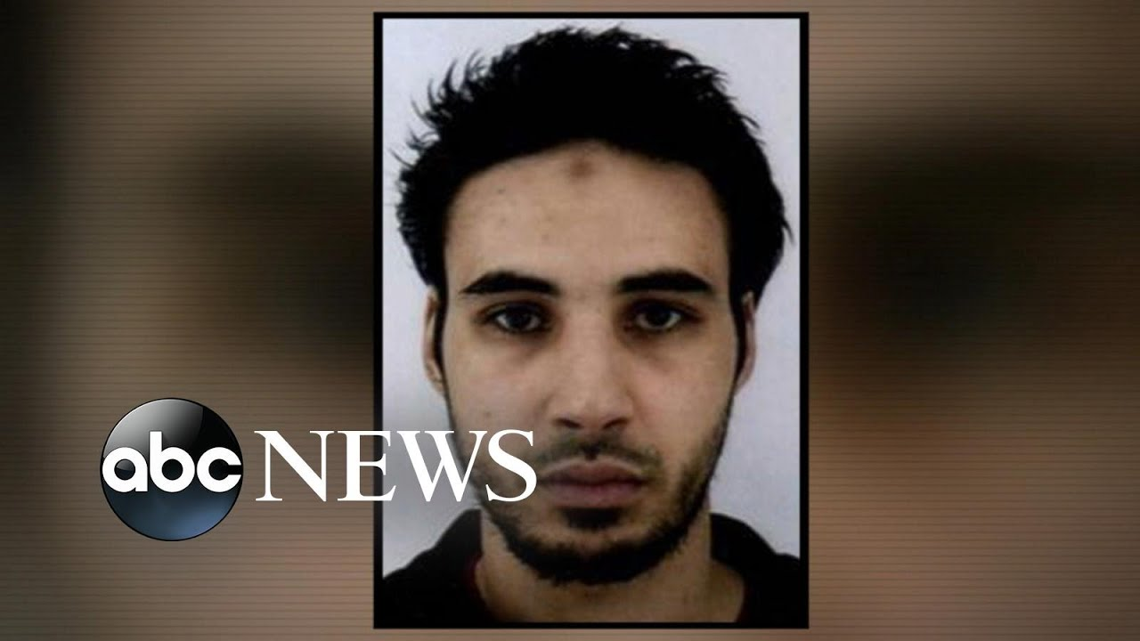 Christmas market terror suspect may be in Germany: Police