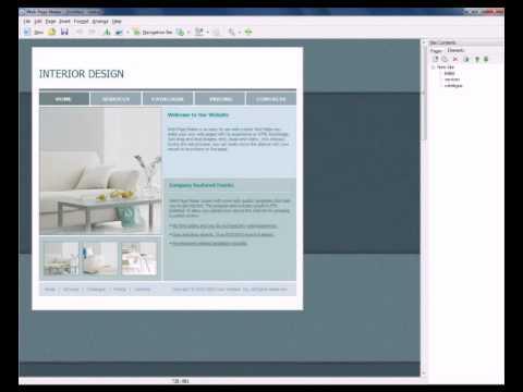 [MLX Portables] Web Page Maker 3.0.3.164 + Templates.avi