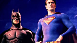 Batman vs Superman Comic Con Trailer (Bale & Routh Style)