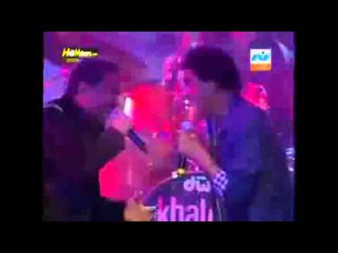 cheb khaled & Mohamed mounir live
