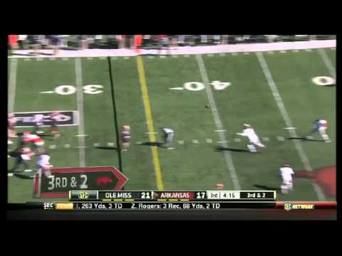 Dennis Johnson vs Ole Miss (2012)