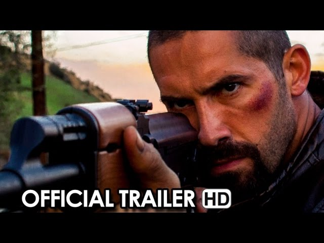 Close Range ft. Scott Adkins Official Trailer (2015) - Action Movie [HD]