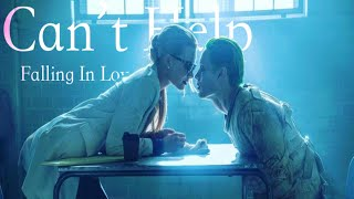 Joker and Harley Quinn \-/ Can't Help Falling in Love