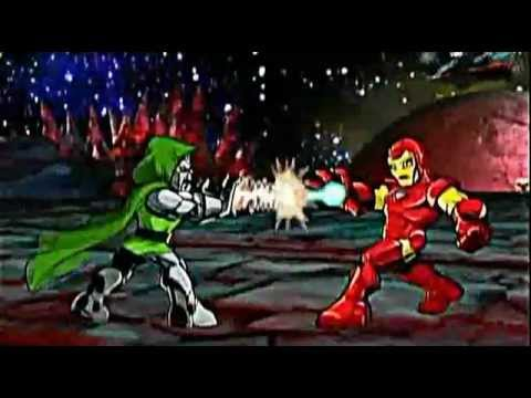 The Super Hero Squad Show 226 The Final Battle! ( Nuff Said!)