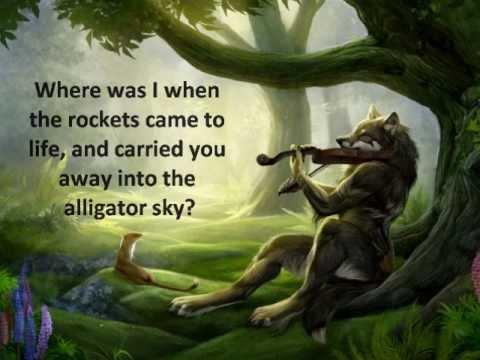Owl City - Alligator Sky Lyrics | MetroLyrics