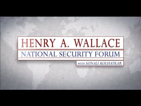 Henry A. Wallace National Security Forum • TRAILER • BRAVE NEW FILMS