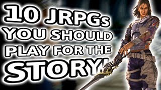 10 Jrpgs You Should Play For the Story - Tarks Gauntlet