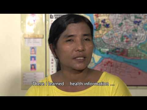 TOP – HIV Services For Myanmar Gay Men, Trans Women, and Sex Workers
