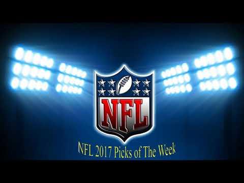 NFL 2017 Week 5 Picks