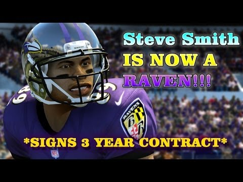 Torrey Smith And Steve Smith Steve Smith Signs With