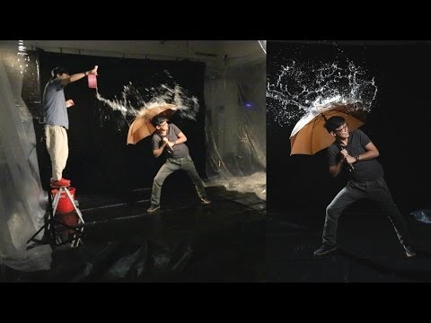 How to Shoot Razor Sharp Water Splash* - Speed Shooter Ep.2
