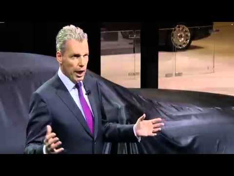 Geneva Motor Show Wraith Press Conference