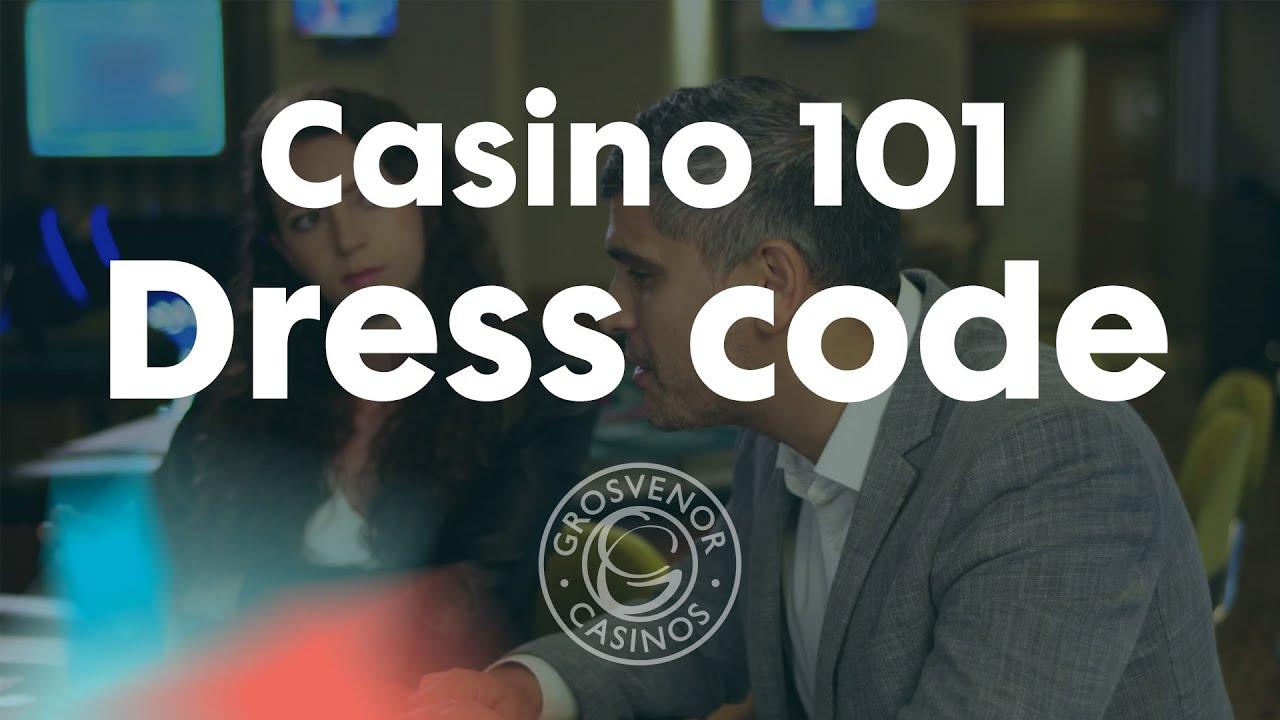 grosvenor casino brighton dress code