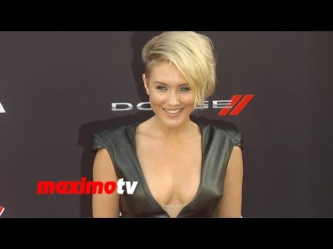 Nicky Whelan | Sin City A Dame To Kill For | Los Angeles Premiere video