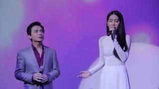 Đường Tình Đôi Ngã - Mạnh Quỳnh ft. Nam Em | 2017 | Live phòng trà Đồng Giao