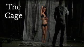 """The Cage"" - A Provocative Short Movie Where a Young Woman's Sense of Identity is Challenged"