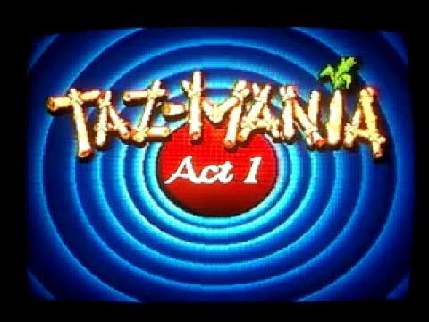 Taz-Mania Part I