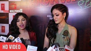 Tulsi Kumar And Khushali Kumar Reaction On Making Daddy Gulshan Kumar's Biopic